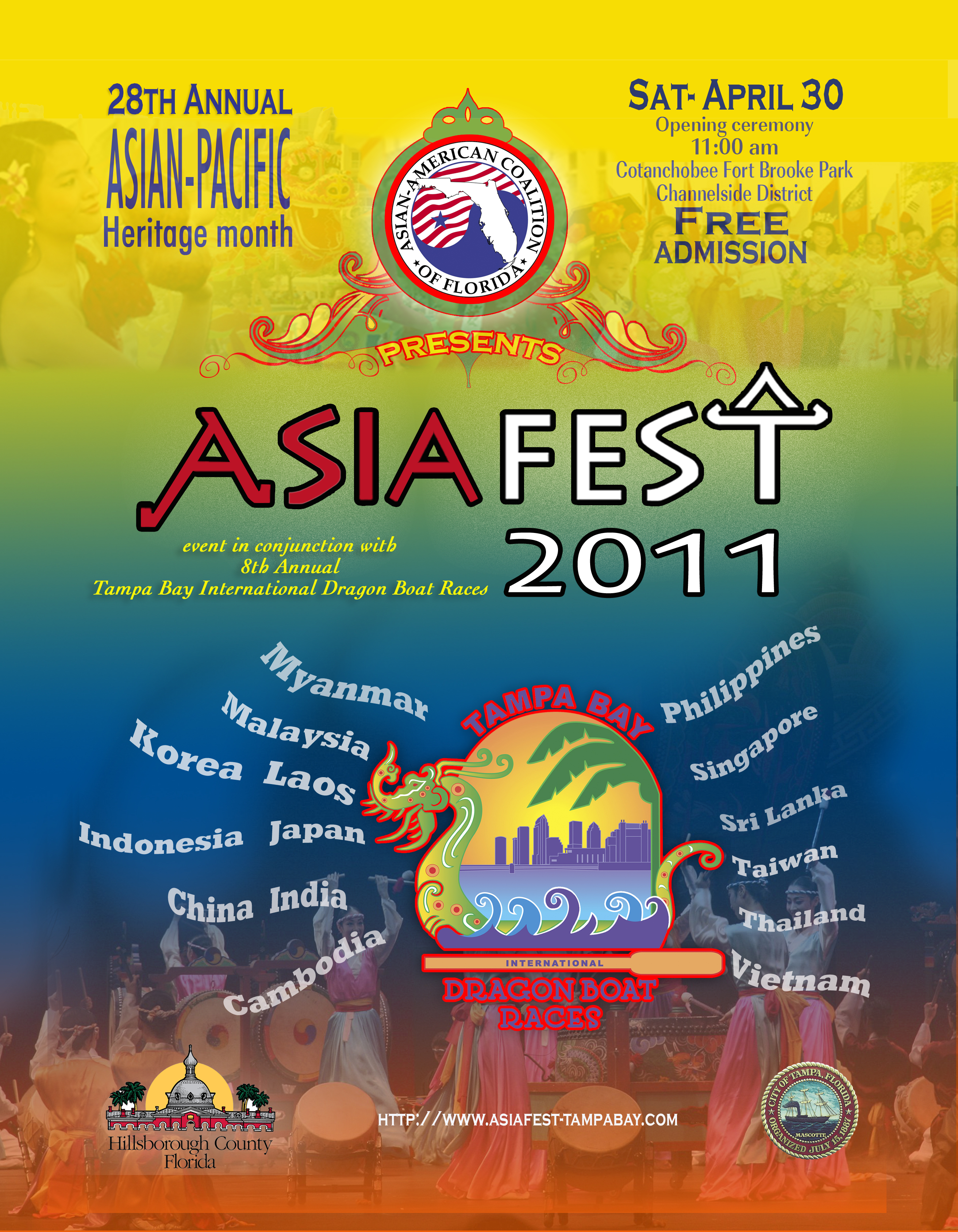 ASIAFest Today!