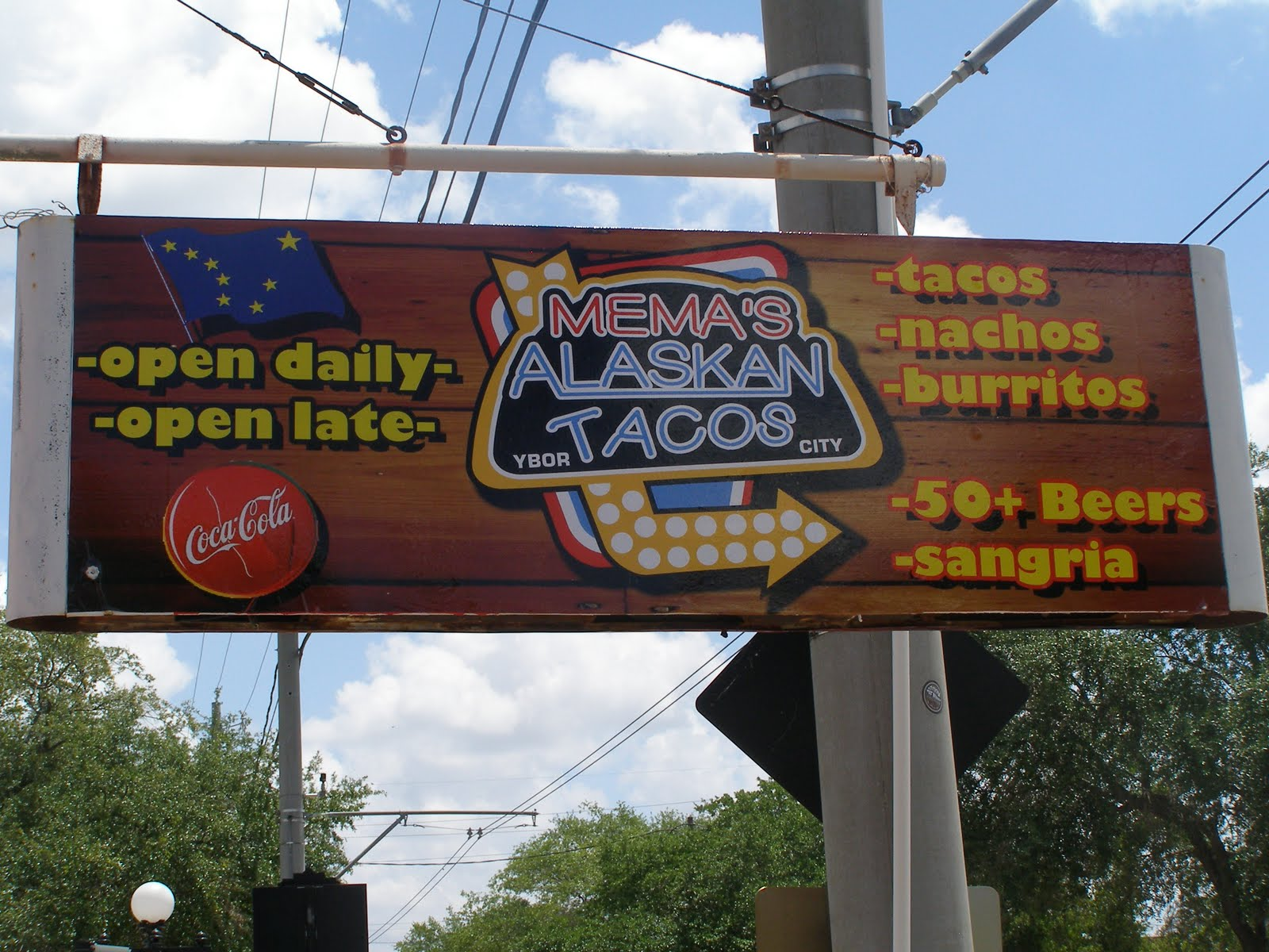 Mema's Alaskan Tacos closing shop, last day to visit October 14th
