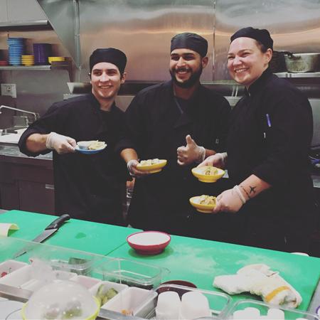 YO! Sushi Chefs