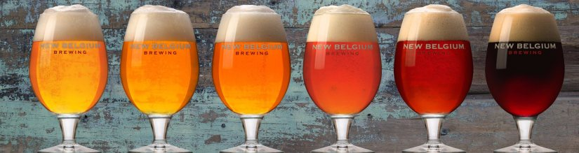 New Belgium Craft Beer Dinner @ World of Beer – Fowler