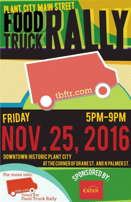 Plant City Main Street Food Truck Rally