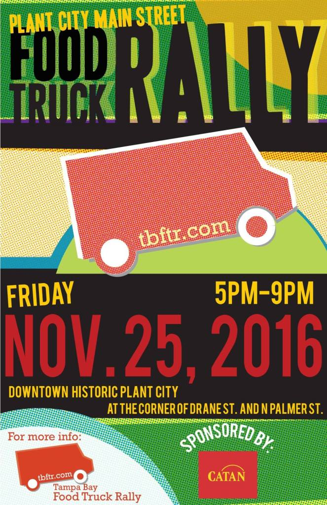 Plant City Main Street Food Truck Rally