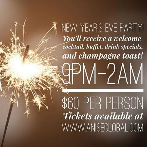 Anise NYE Party