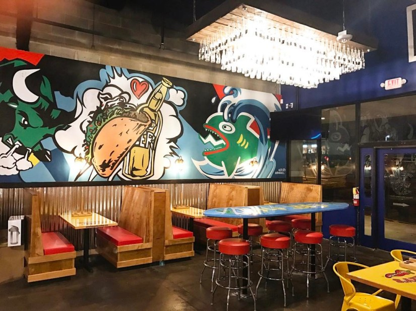 Fuzzy's Taco Shop Opens January 26th in Temple Terrace