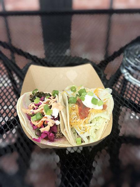 Tacos - Korean BBQ Taco and Tex Mex Taco