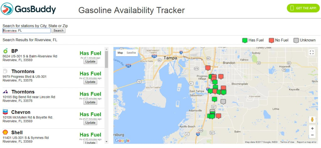 Hurricane Irma: Find Fuel with GasBuddy app – Carlos Eats on craigslist map, foreign military sales country map, bank of america map, rocky mountain crude pipeline map, mapquest map, evernote map, google map, national geographic map, disneyland hong kong map, pal codes map, starbucks map, target map, fuel-cost map, microsoft map,
