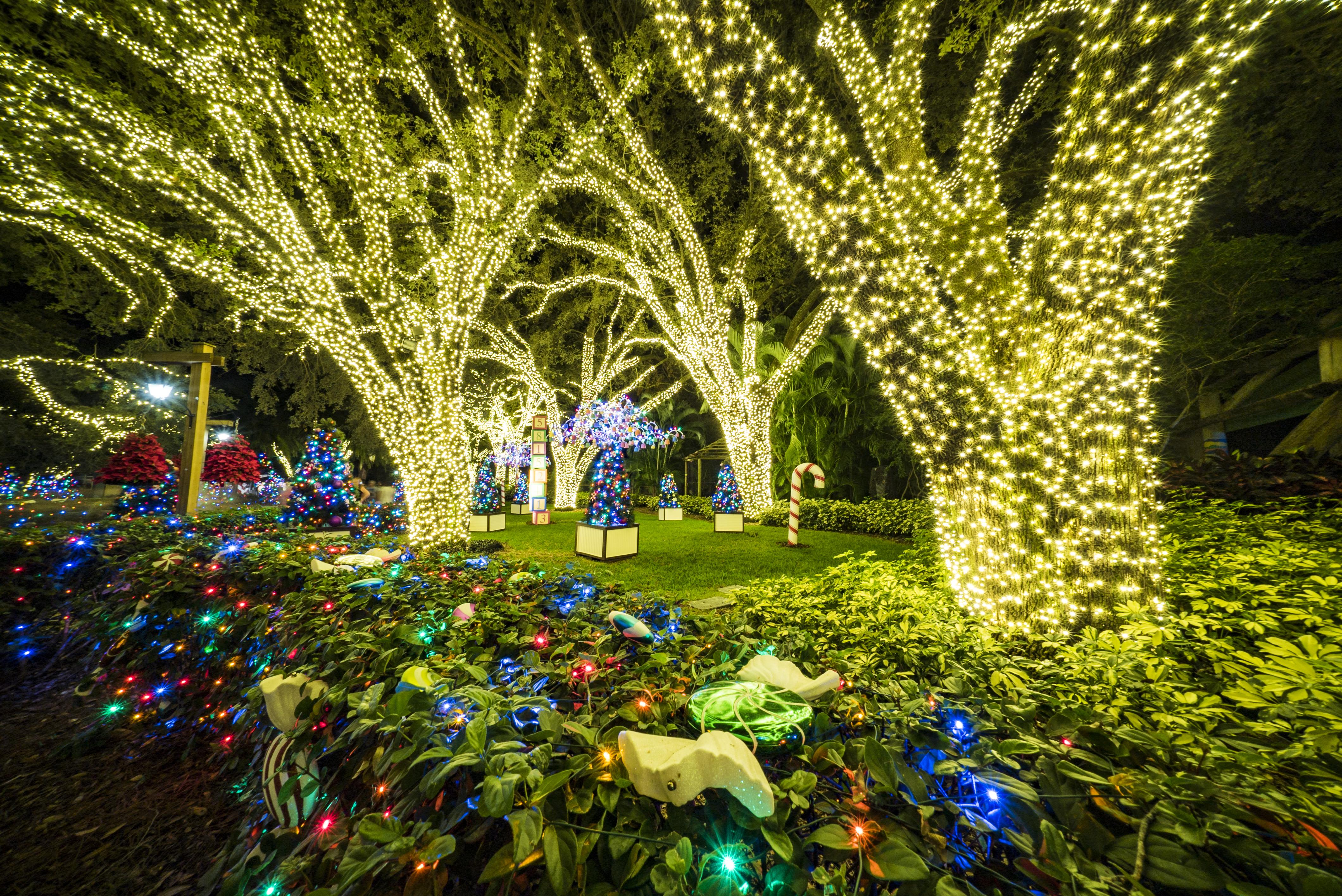 Busch Gardens Christmas Town Tampa.Busch Gardens Christmas Town Now Open Carlos Eats