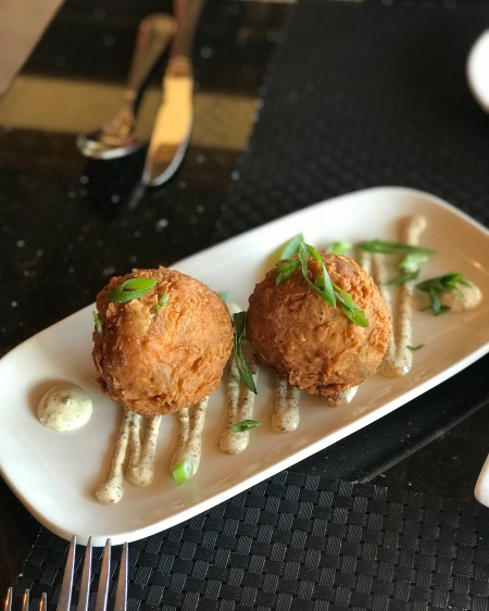 Boudin Balls at Roux