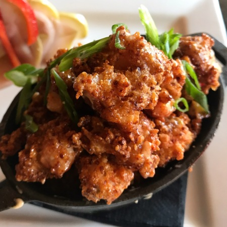 Florida Gator Bites at Roux Tampa
