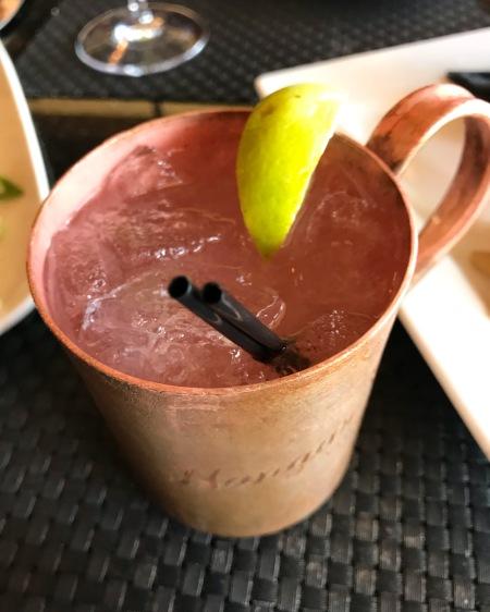 Cajun Mule at Roux Tampa