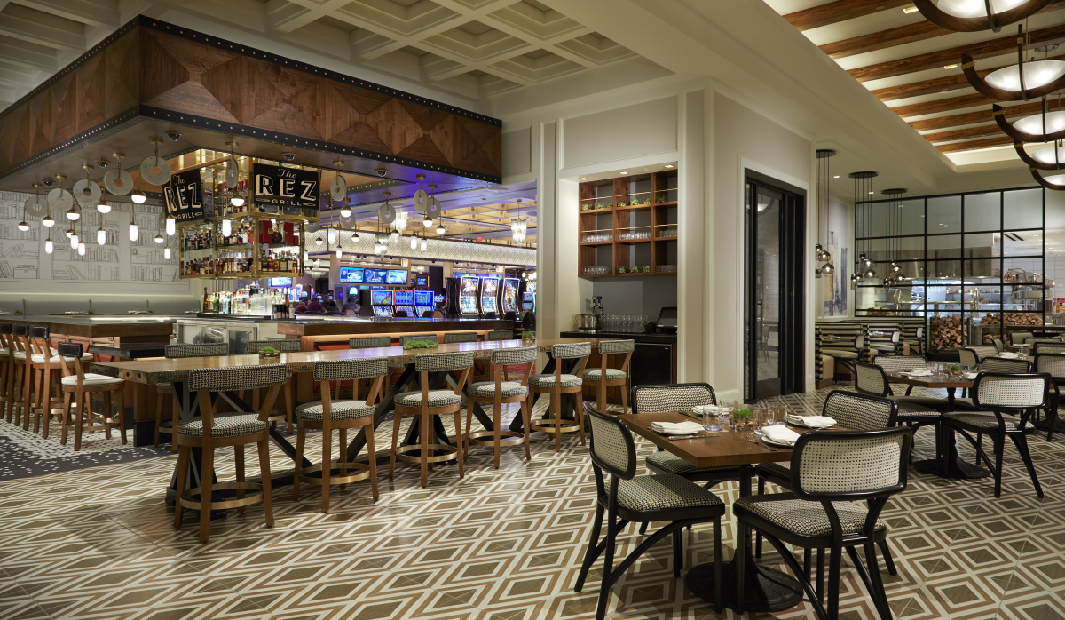 The Rez Grill Hard Rock Tampa Happy Hour Impresses