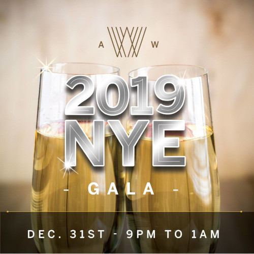 Armature Works New Year's Eve Gala 2019