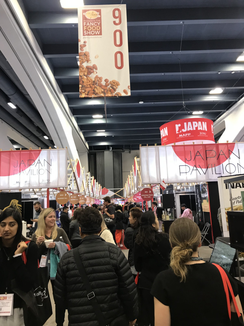 Winter Fancy Food Show in San Francisco