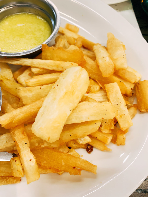 Yucca fries at WEPA Cocina de Puerto Rico St. Pete