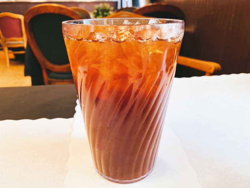 Swee Tea from Al's Finger Lickin' Good Soul Food