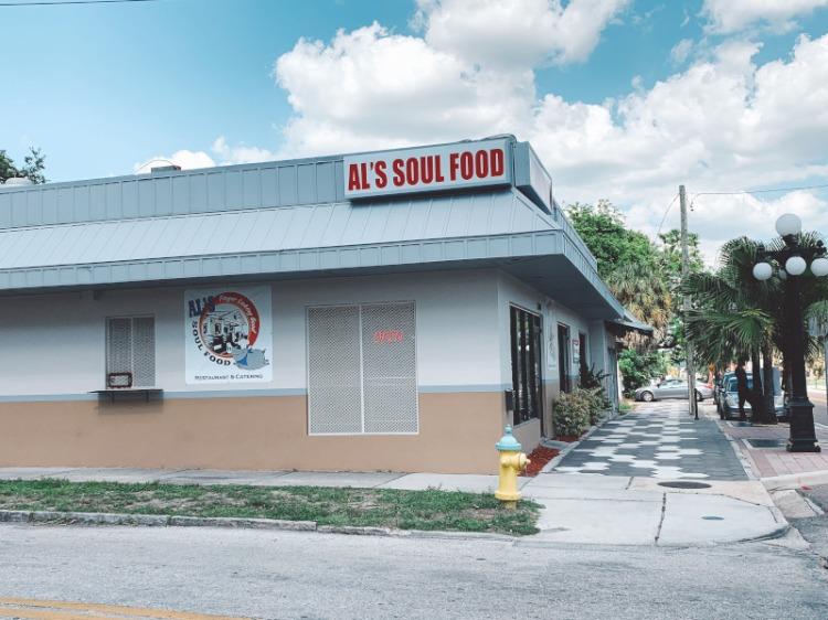 Al's Finger Lickin' Good Soul Food