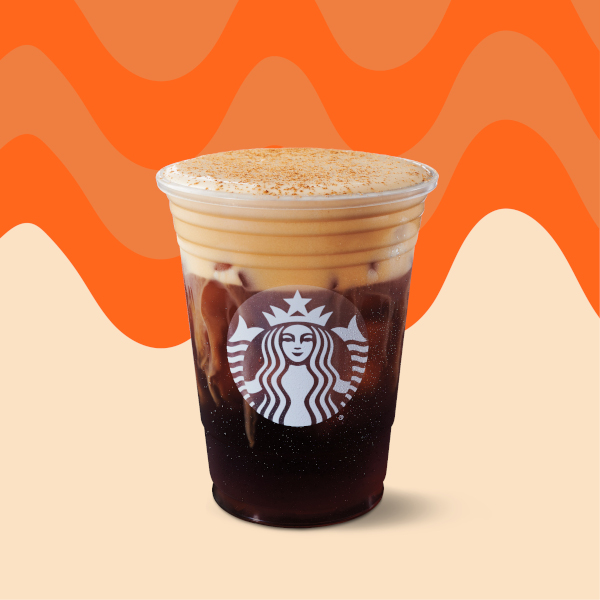 Pumpkin Spice Cold Brew